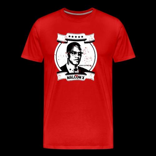 Malcom X Classic - Männer Premium T-Shirt