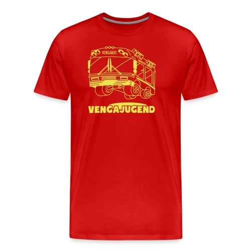Vengajugend Logo - Männer Premium T-Shirt
