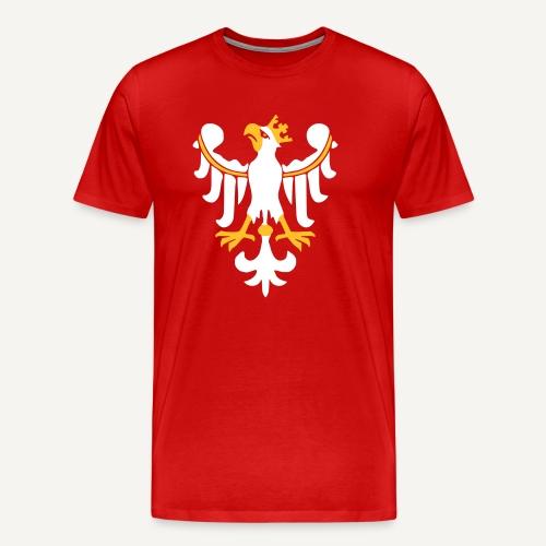Orzeł Piastowski - Koszulka męska Premium