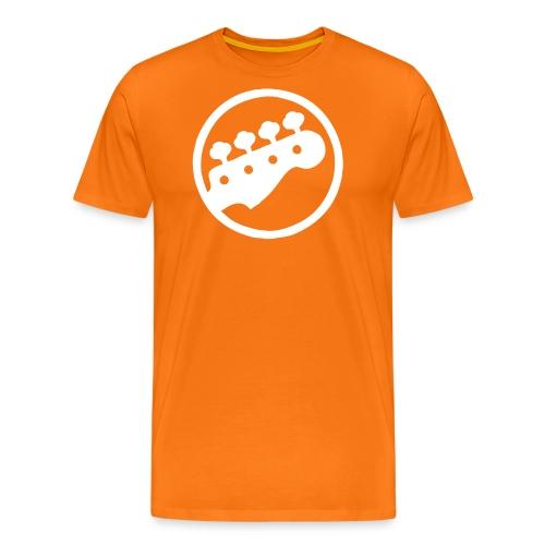bass2 - Men's Premium T-Shirt