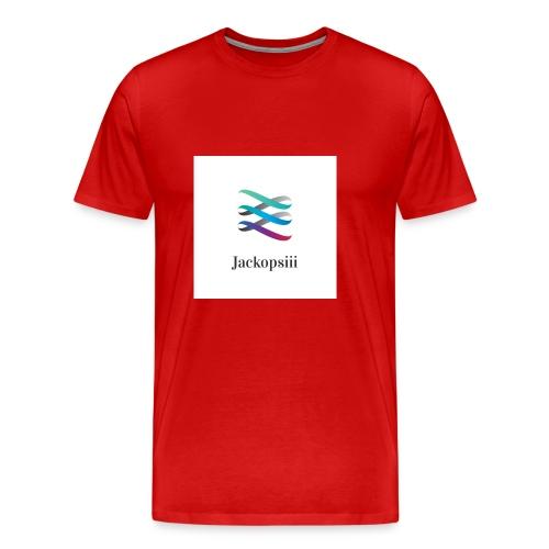 Jackopsiii - Men's Premium T-Shirt