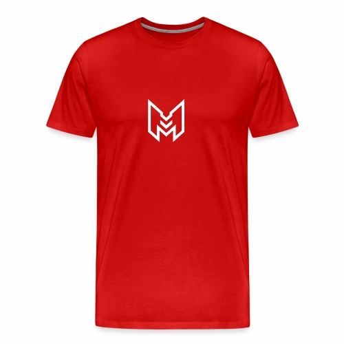 BaloekGames Logo v1 - Mannen Premium T-shirt