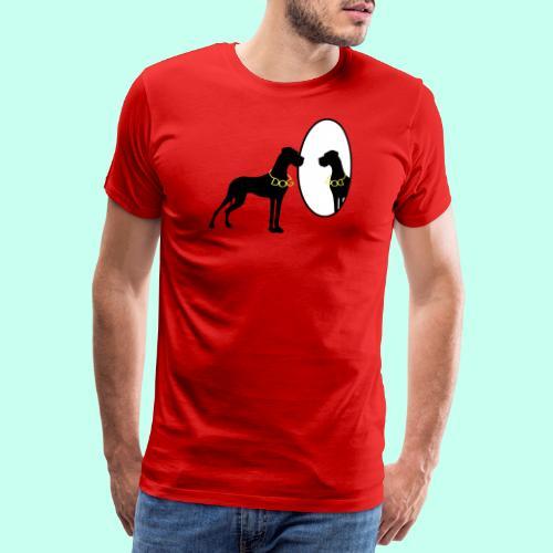 This Dog is God - Männer Premium T-Shirt