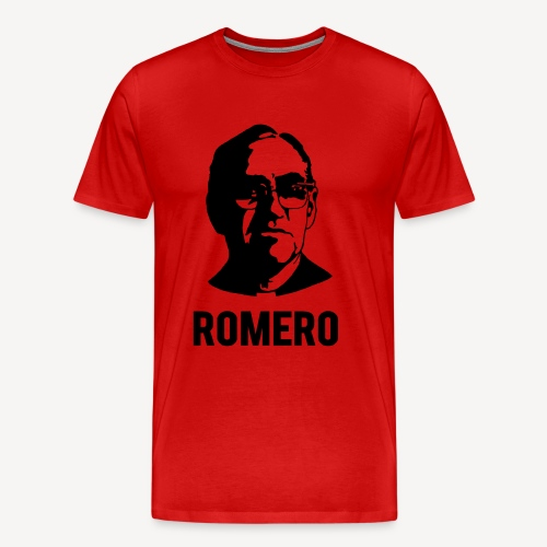 ROMERO - Men's Premium T-Shirt