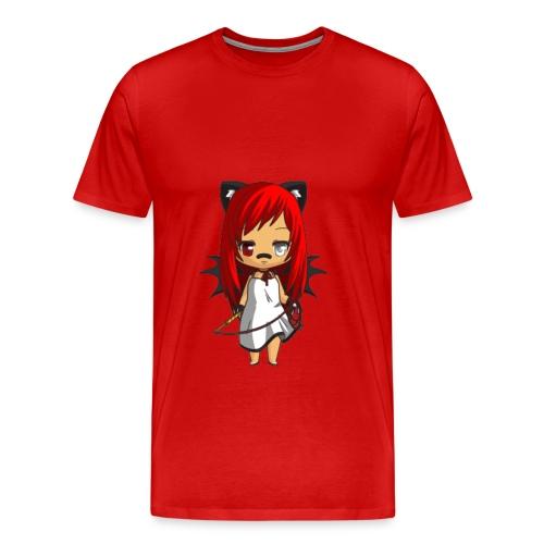 Chibi Alia by Calyss - T-shirt Premium Homme