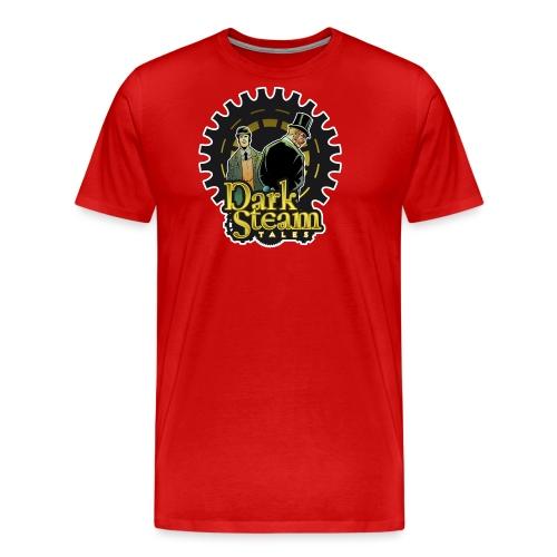 Dark Steam Tales Logo - Maglietta Premium da uomo