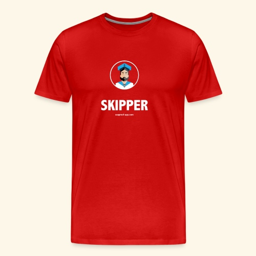SeaProof Captain - Männer Premium T-Shirt