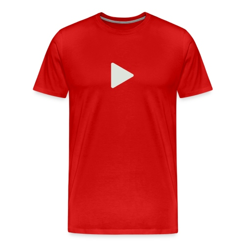 YouTube Logo - T-shirt Premium Homme