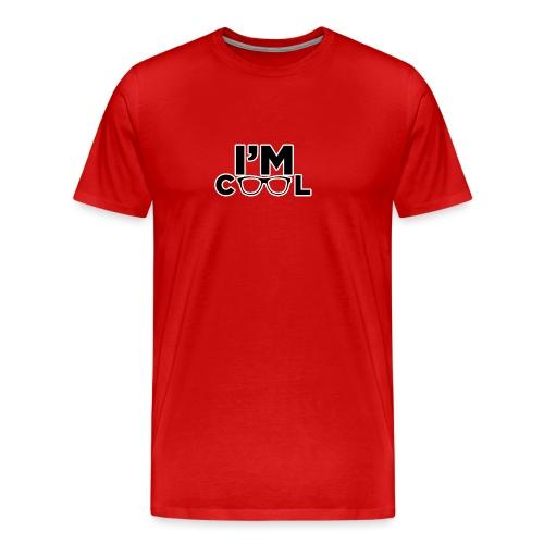 I'm Cool - Men's Premium T-Shirt