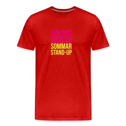 Keps - Premium-T-shirt herr