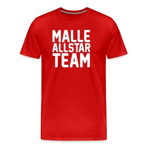 Malle Allstar Team - Männer Premium T-Shirt