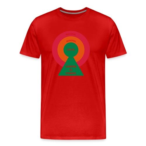 Comercio Local - Camiseta premium hombre