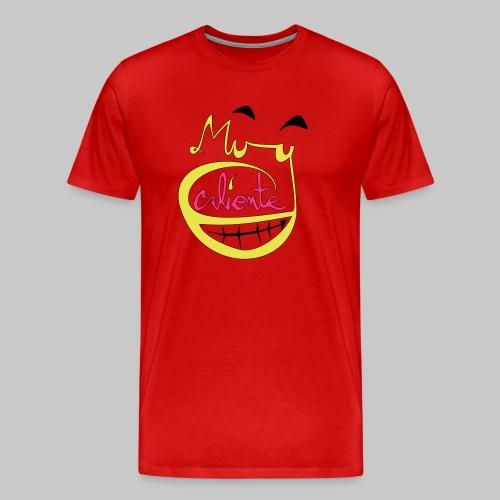 MuycalienteLogo - Männer Premium T-Shirt