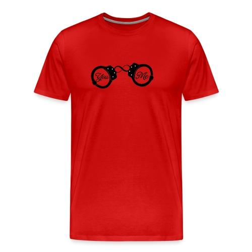 You & Me 4ver menotte - T-shirt Premium Homme