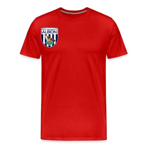 West Bromwich Albion Official Merchandise - Men's Premium T-Shirt