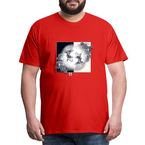TSHIRT MUTAGENE TATOO DragKoi - T-shirt Premium Homme