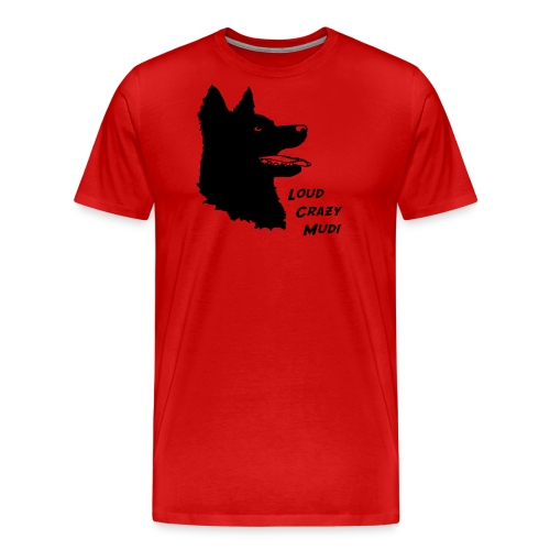 mudiheadschrift - Men's Premium T-Shirt
