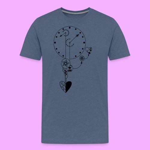 L'amour - T-shirt Premium Homme