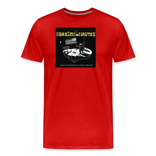 Un breizhonaute - T-shirt Premium Homme