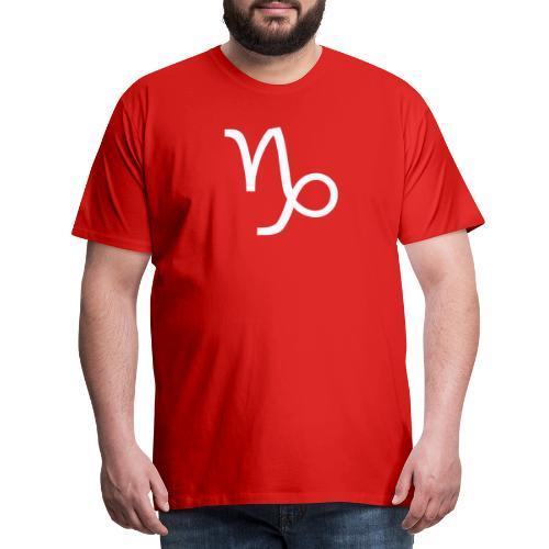 Stenbocken - Premium-T-shirt herr