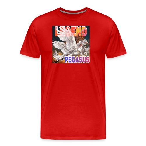 2021 04 01 pegase - T-shirt Premium Homme