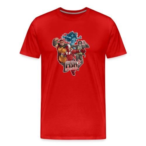 ASH Season 5 - Männer Premium T-Shirt