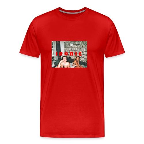 IRONIC UGLY - Men's Premium T-Shirt