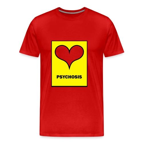 Psychosis - Herre premium T-shirt