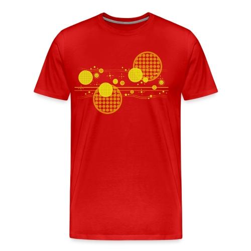 BULLES d'OR - T-shirt Premium Homme