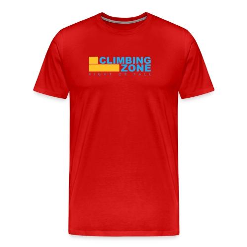 fight-fall-1 - Camiseta premium hombre