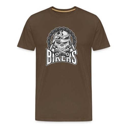 bikers new - T-shirt Premium Homme