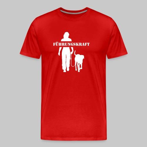 Führungskraft female - Männer Premium T-Shirt
