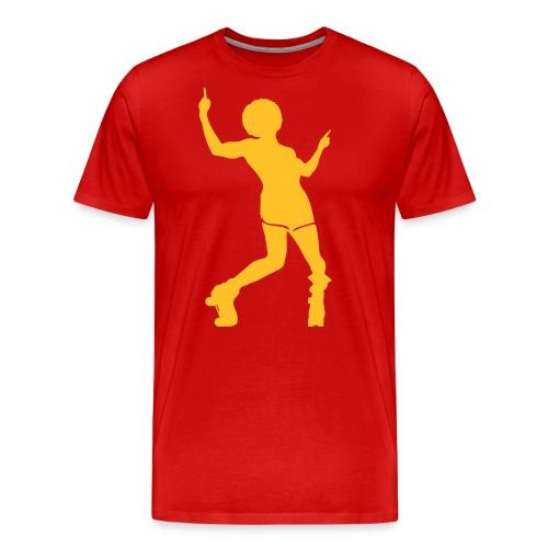 Roller disco - T-shirt Premium Homme