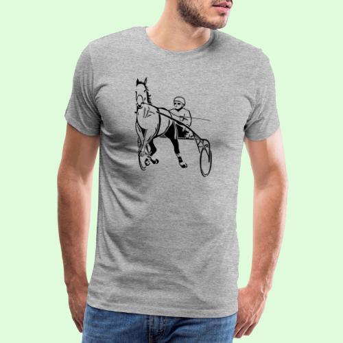 Les Trotteurs - T-shirt Premium Homme