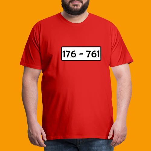karhukopla - Miesten premium t-paita