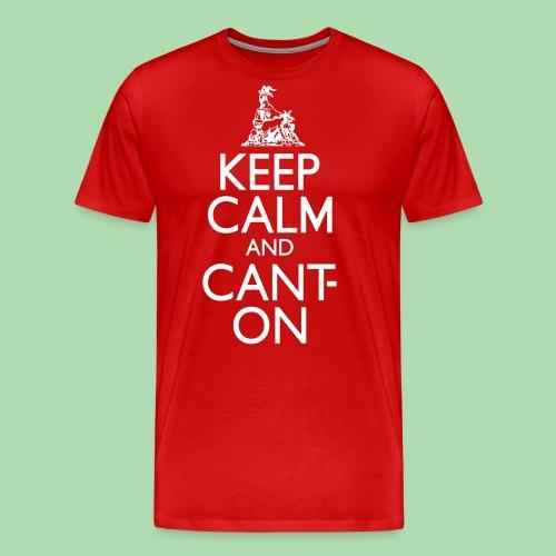 CantOn - Men's Premium T-Shirt