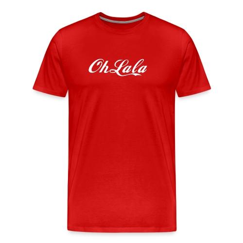 Oh la la ! - T-shirt Premium Homme