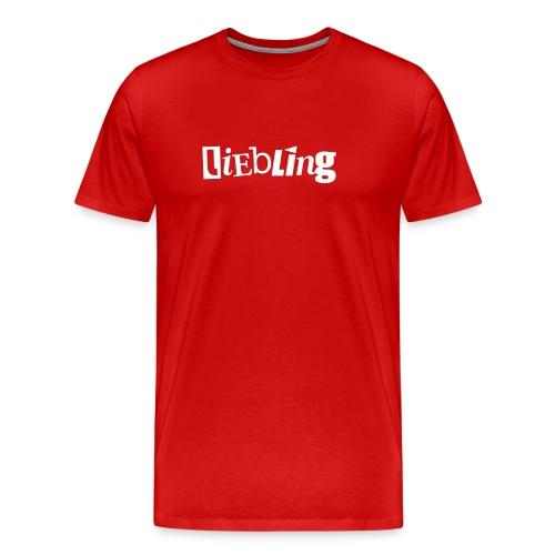linkepv liebling weiss - Männer Premium T-Shirt