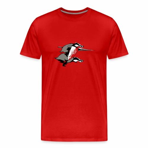 Das ten aanval - Mannen Premium T-shirt