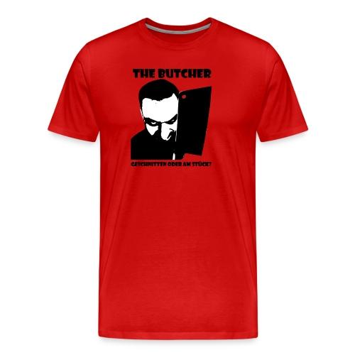The Butcher - Männer Premium T-Shirt