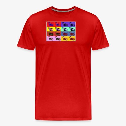 Cámaras fotográficas - Camiseta premium hombre