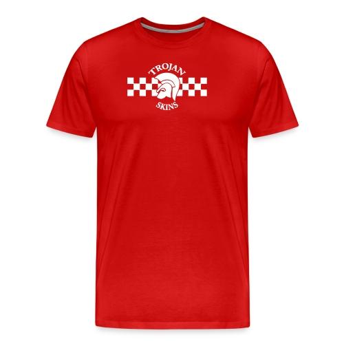 trojanskins - Männer Premium T-Shirt