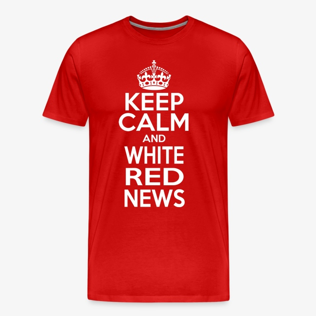 Maglietta Keep Calm WRN