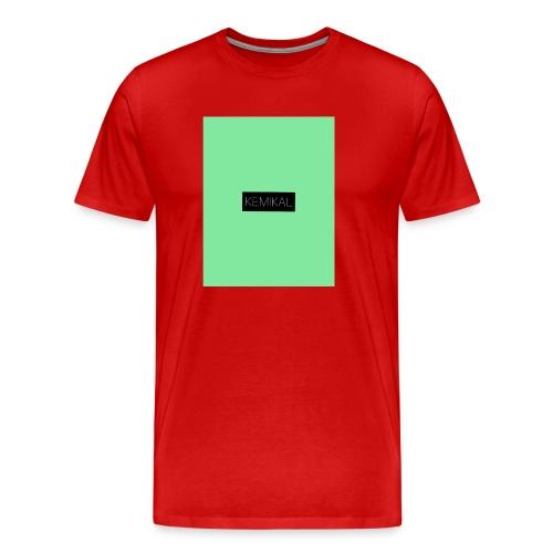 KEMIKAL - Maglietta Premium da uomo