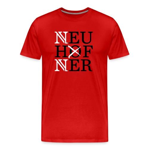 neuhofner2c - Männer Premium T-Shirt