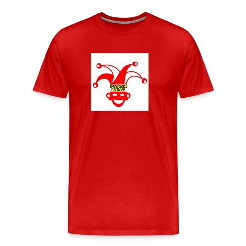 PrankKing - Men's Premium T-Shirt