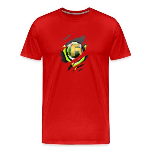 tobietube merch - Men's Premium T-Shirt