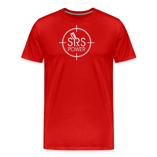 Srspower Official Tee - Men's Premium T-Shirt