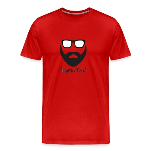 Hipster time - Camiseta premium hombre