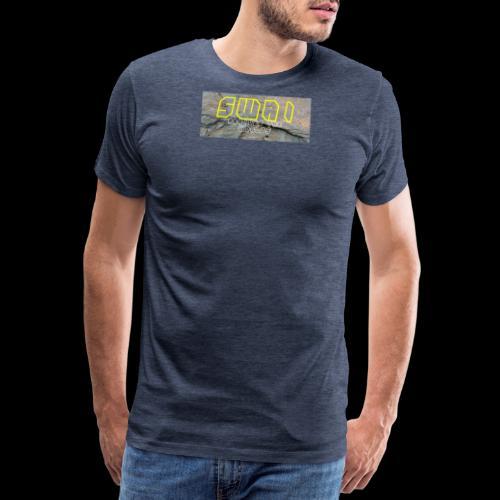 swai stoned yellow - Männer Premium T-Shirt